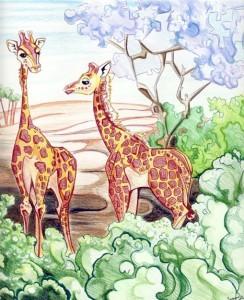 giraffe_by_BCrabtree